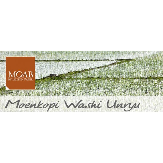"Moab Moenkopi Unryu 55, 44"" x 15m, rull"
