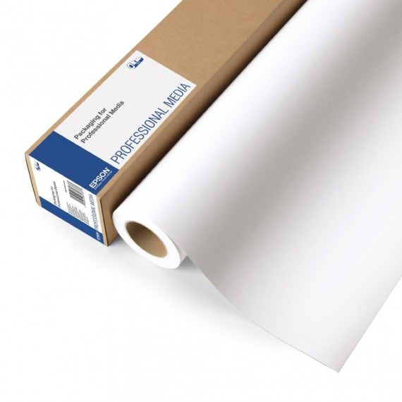 "Epson Singleweight Matte Paper 120 gr., 44"" x 40m"