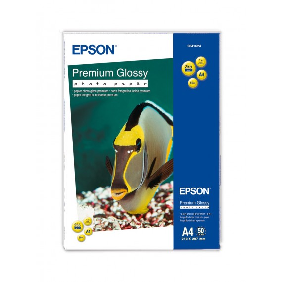 Epson A3+ Premium Glossy Photo Paper 250g, 20 sheets