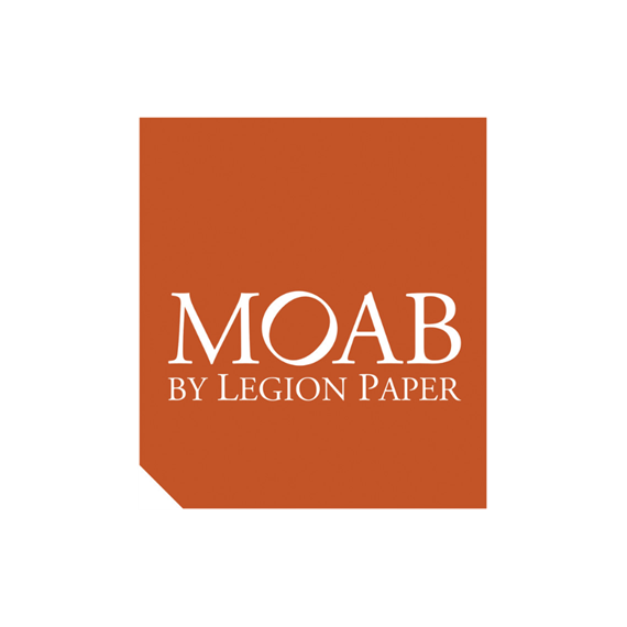 """Moab Exhibition Luster 300, 17""""x 30,5m rull"""