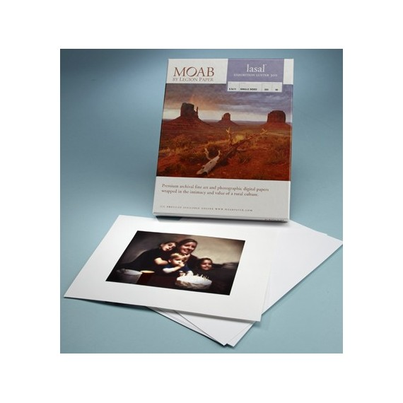Moab Exhibition Luster 300 gr., A2, 50 ark