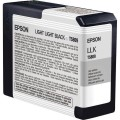 Epson Light Light Black, 80 ml, Stylus Pro 3800/3880, T5809