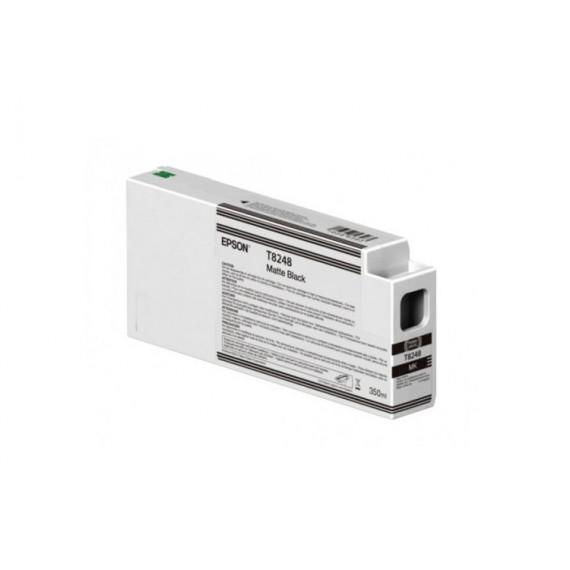 Epson Matte Black, 350ml, P6000/P7000/P8000/P9000, T8248