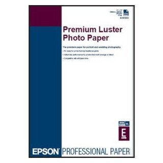 EPSON A2 Premium Luster Photo PaperCut