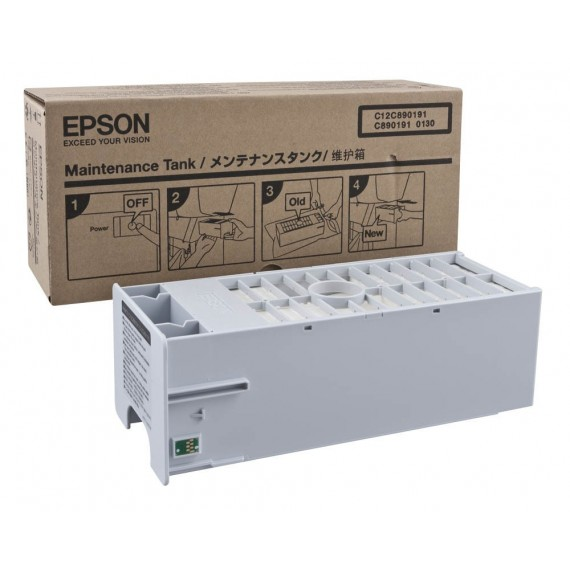 EPSON Maintenance Tank Stylus Pro 4000, 4800, 4880, 7600, 7800, 7880, 7890, 7900, 9600, 9800, 9880, 9890, 9900, 11880