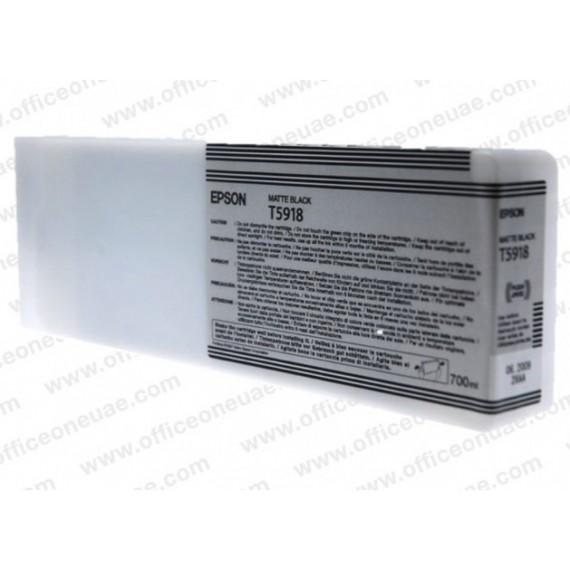 Epson Light Black, 700ml, StylusPro 11880, T5917