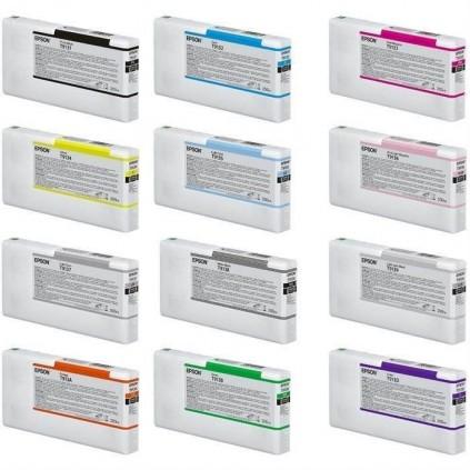 Epson Vivid Magenta, 200 ml, SureColor P5000, T9133
