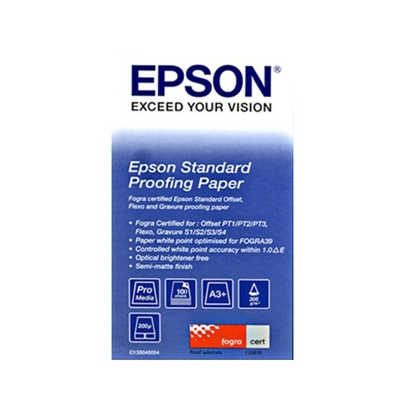 A2 Standard Proofing Paper 255g, 50 sheets