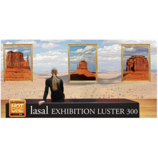 "Moab Exhibition Luster, 24"" x 30,5m rull, 300 gr."
