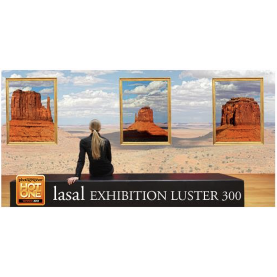"""Moab Exhibition Luster, 36"""" x30,5m rull, 300 gr."""