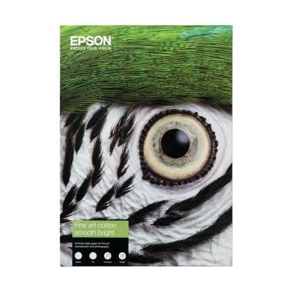 Epson A3+ Cotton Smooth Bright