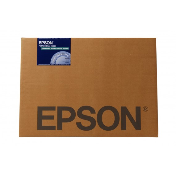 EPSON A3+ Enhanced Matte Posterboard
