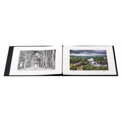Moab Flint A3+, liggende portfolio/fotoalbum