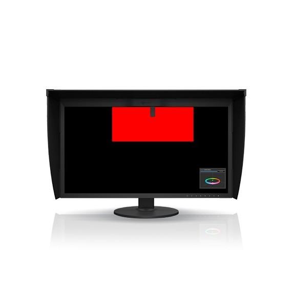 """EIZO COLOREDGE CG319, 4K, 31.1"""", INNEBYGGET 3-D KALIBRATOR, SKJERMHOOD INKLUDERT"""
