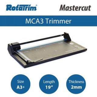 Rotatrim Mastercut MCA3. Kuttelengde 48 cm, kuttetykkelse 2 mm
