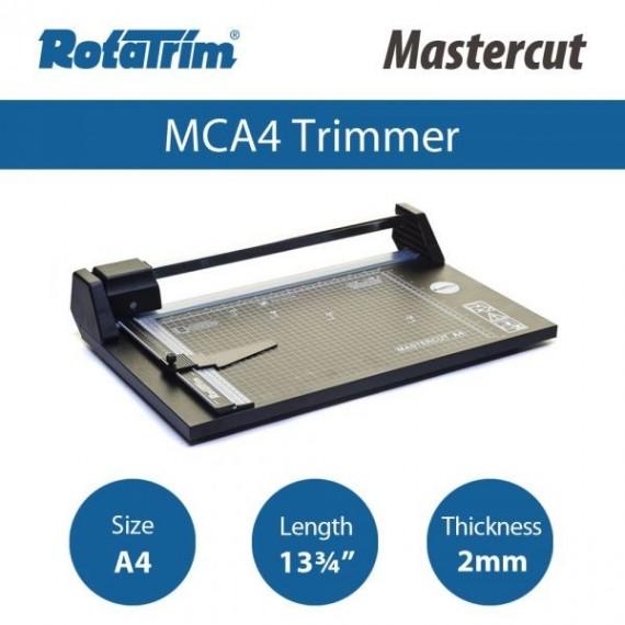 Rotatrim Mastercut MCA4
