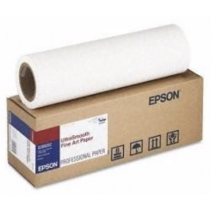 "Epson UltraSmooth Fine Art 250, 24""x15m, rull"
