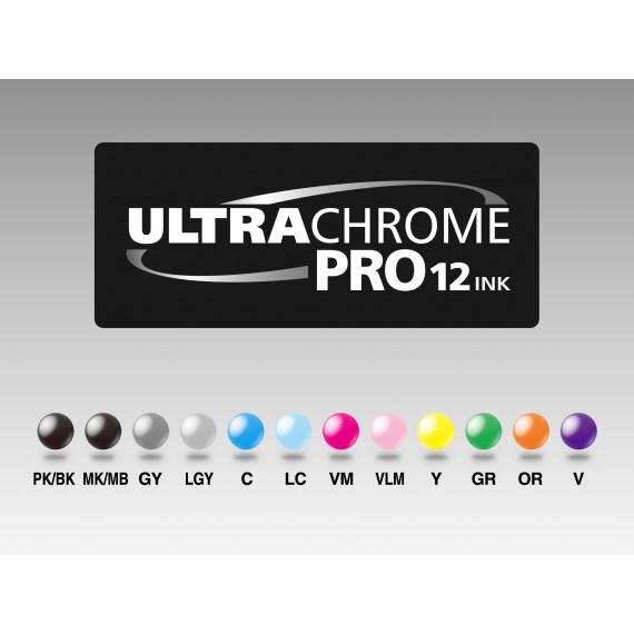 Epson SureColor SC-P7500, 12-farger, 24 tommer.