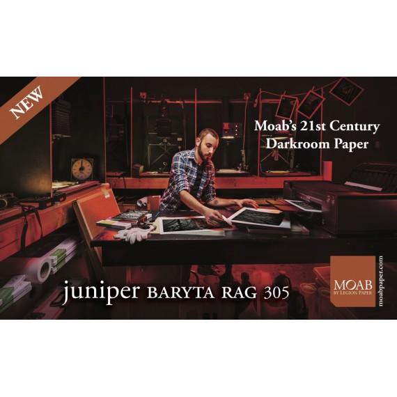 """Moab Juniper Baryta 305, 24""""x36"""", 25 ark"""