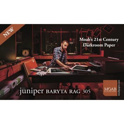 Moab Juniper Baryta 305, A2, 25 ark, kunstfotopapir
