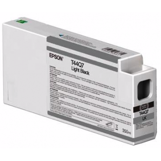 Epson Light Black, 350ml, P7500/P9500, T44Q7