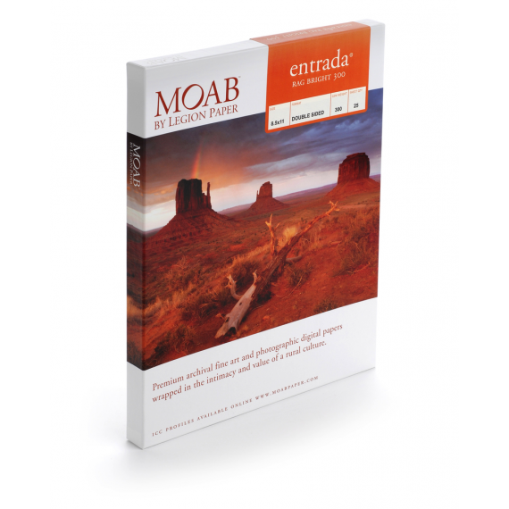 Moab Entrada Bright 300, A3+, 100 ark