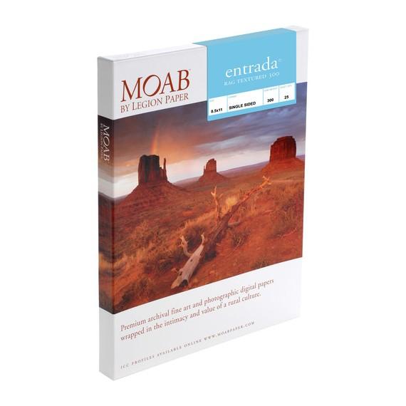 Moab Entrada Textured 300, A4, 25 ark