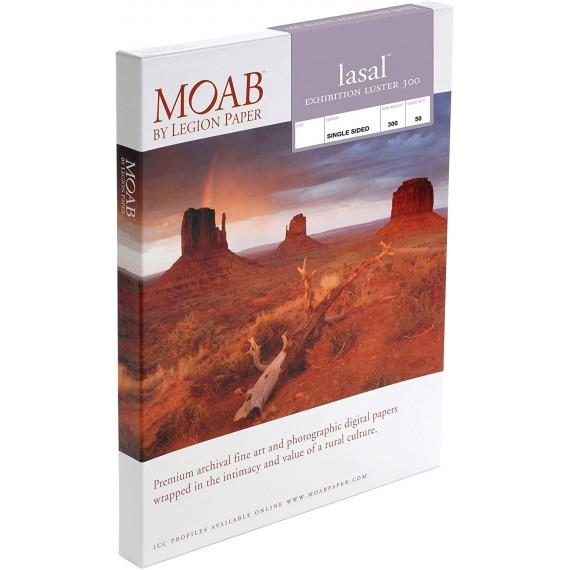 Moab Exhibition Luster 300, 13cm x18cm, 50 ark