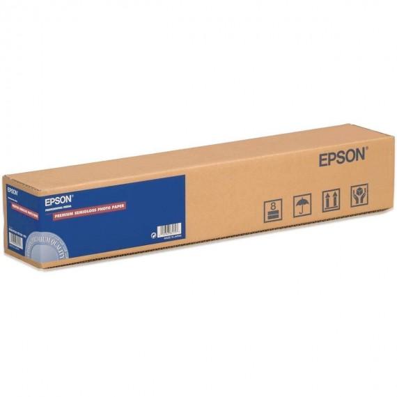 "Epson Premium Semigloss Photo Paper 250, 60""x30,5m rull"