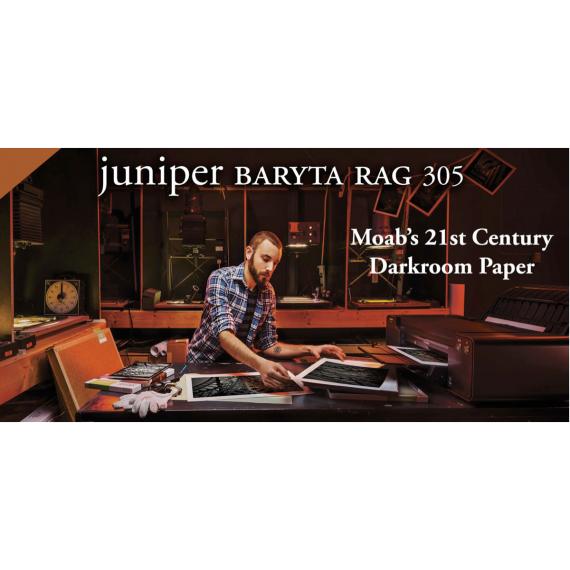 """Moab Juniper Baryta 305, 60""""x15,2 rull"""