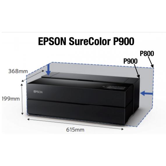 EPSON SureColor P900, A2-fotoskriver, 10-farger