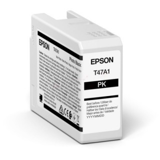 Epson Photo Black, 50 ml, P900, T47A1