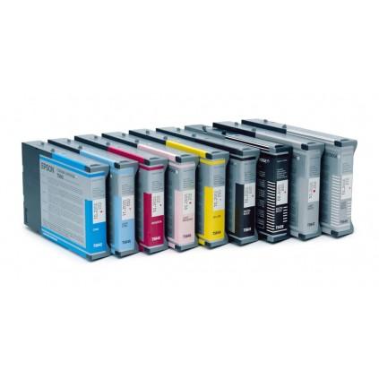 EPSON Yellow, 220ml, StylusPro 74xx/78xx/94xx/98xx, T6124