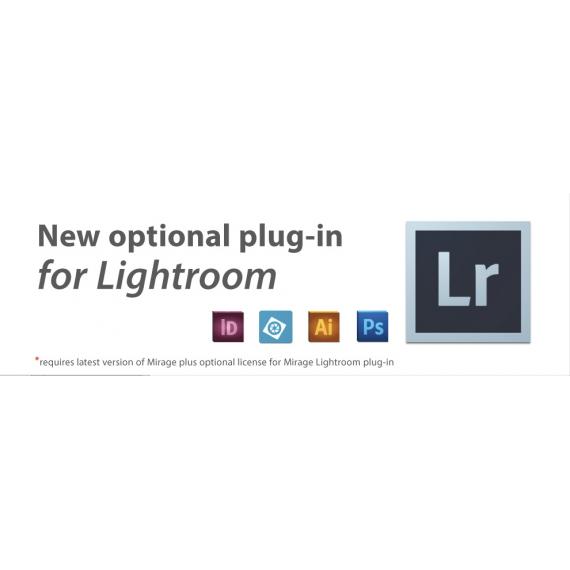 Mirage Lightroom Plug-In