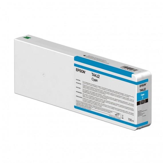 Epson Cyan, 700ml, P7500/P9500, T44J2