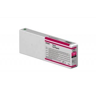 Epson Vivid Magenta, 700ml, P7500/P9500, T44J3