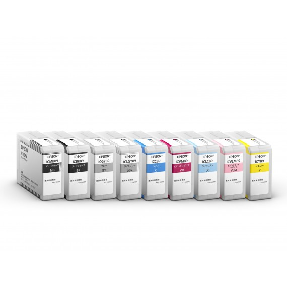 EPSON Photo Black 80 ml til SC-P800