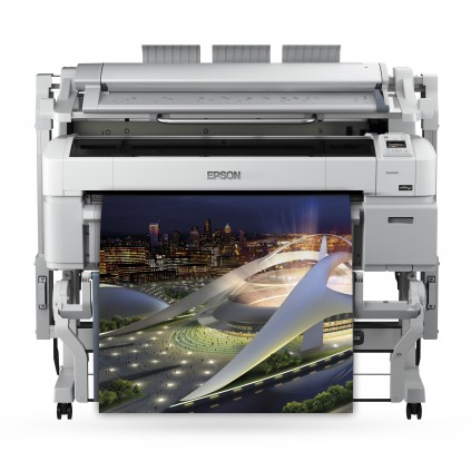 Epson Sure Color T5200 MFP HDD