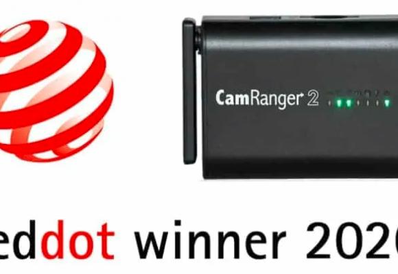 CamRanger2 reddot winner 2020