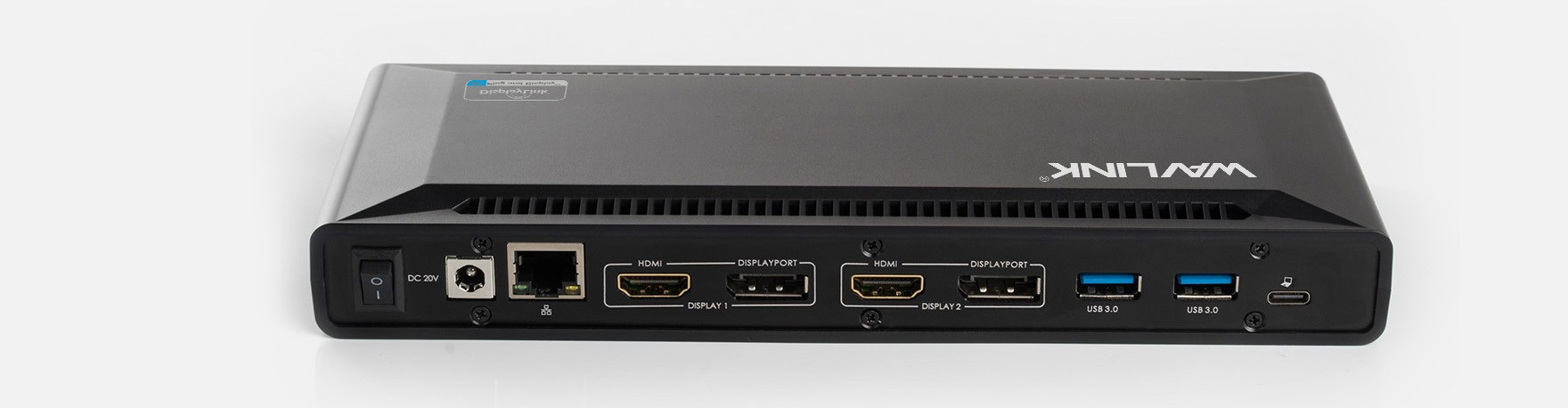 Wavlink USB-C DUAL 4k HUB