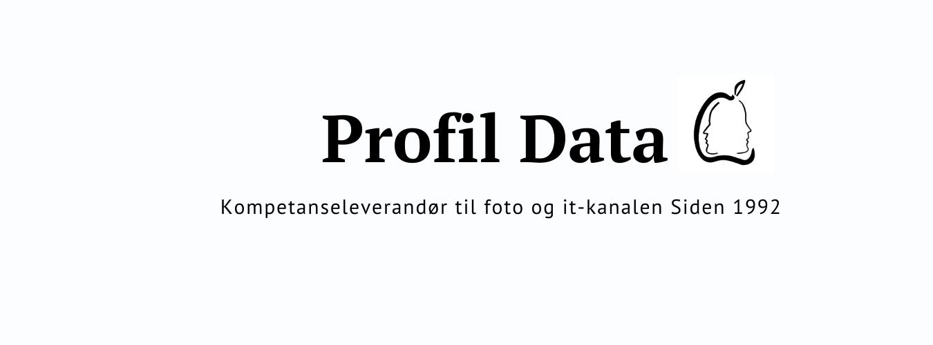 Velkommen til Profil Data
